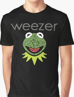 Weezer Muppets Graphic T-Shirt
