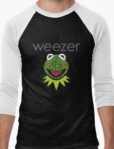 Weezer Muppets Men's Baseball ¾ T-Shirt