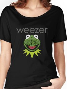Weezer Muppets Women's Relaxed Fit T-Shirt