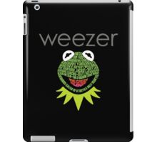 Weezer Muppets iPad Case/Skin
