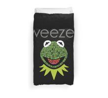Weezer Muppets Duvet Cover