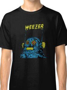 Weezer Robot Classic T-Shirt