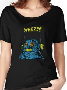 Weezer Robot Women's Relaxed Fit T-Shirt