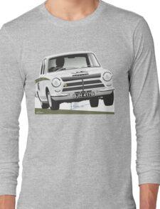Jim Clark's Ford Cortina Lotus 1964 Long Sleeve T-Shirt