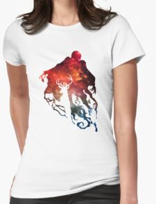 expecto patronum 03  Womens Fitted T-Shirt