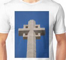 Sherborne War Memorial Cross Unisex T-Shirt