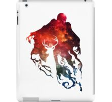 expecto patronum 03  iPad Case/Skin