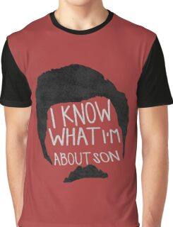 I know what im about son Graphic T-Shirt