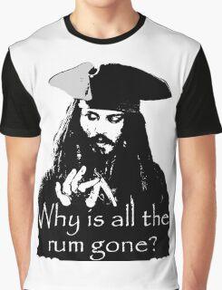 Jack sparrow Graphic T-Shirt
