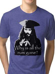 Jack sparrow Tri-blend T-Shirt