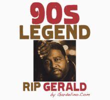 RIP GERALD LEVERT by gardelino