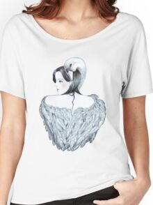 Embrace an angel Women's Relaxed Fit T-Shirt