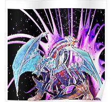 triple dragon threat Poster