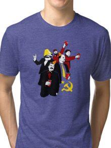 The Communist Party Tri-blend T-Shirt