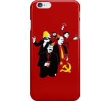 The Communist Party iPhone Case/Skin