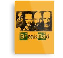 Break Bad Metal Print