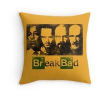 Break Bad Throw Pillow