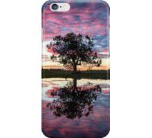 Mirror tree iPhone Case/Skin
