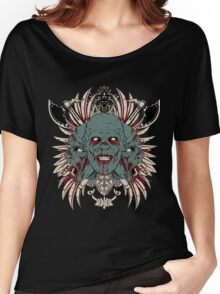 Scary Women's Relaxed Fit T-Shirt
