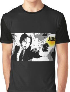 JW gives you his best shot Graphic T-Shirt