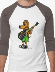 The bassist Men's Baseball ¾ T-Shirt