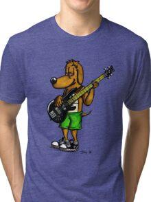 The bassist Tri-blend T-Shirt