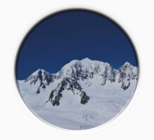 Mount Cook, New Zealand, Aerial Photo Baby Tee