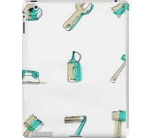 Real tools for man... iPad Case/Skin