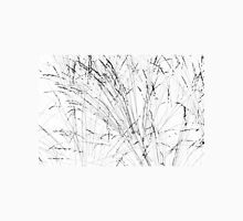 Feather Grass In Snow Unisex T-Shirt