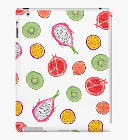 Tropical fruit mix iPad Case/Skin