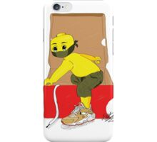 LEGO BOY X OUT OF THE BOX iPhone Case/Skin