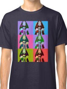 Aleister Crowley Pop Art Classic T-Shirt