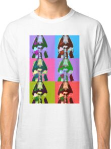 Aleister Crowley Pop Art Classic T-Shirt