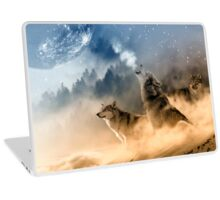 Moonrise Howl Laptop Skin