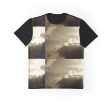 Birds flying high Graphic T-Shirt