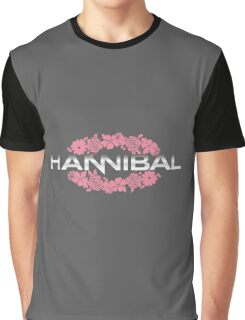 Hannibal Flower Crown Graphic T-Shirt