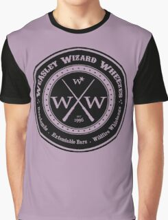 Weasley Wizard Wheezes Logo Graphic T-Shirt