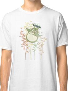 Totoro's flowers Classic T-Shirt