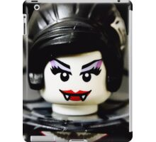 Lego Spider Lady minifigure iPad Case/Skin