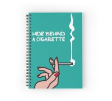 ciggie Spiral Notebook