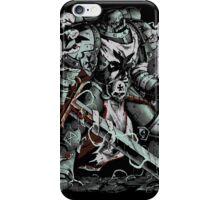 Black Templars iPhone Case/Skin