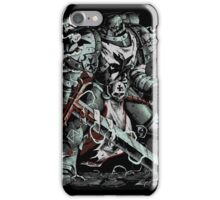 Black Templars iPhone Case/Skin