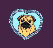 Pug in a Heart ♡  T-Shirt