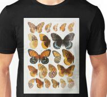 The Macrolepidoptera of the world a systematic account of all the known Butterflies Moths Adalbert Seitz V1 V3 1906 173 Euptoieta Argynnis Unisex T-Shirt