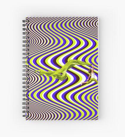 Wind Of Freedom Spiral Notebook