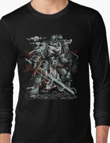 Black Templars Long Sleeve T-Shirt