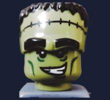 Lego Monster Rocker minifigure Baby Tee