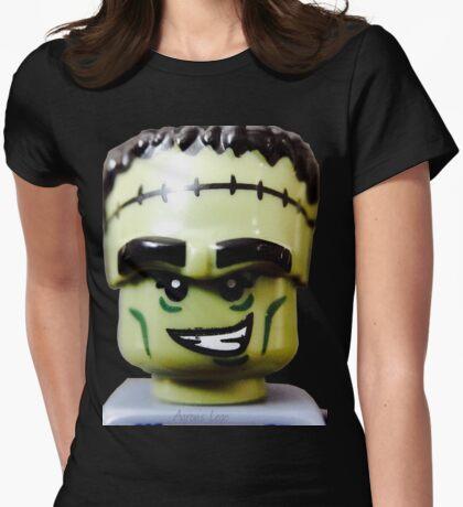 Lego Monster Rocker minifigure Womens Fitted T-Shirt