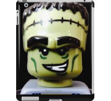 Lego Monster Rocker minifigure iPad Case/Skin