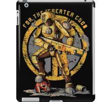 Fire Warrior iPad Case/Skin